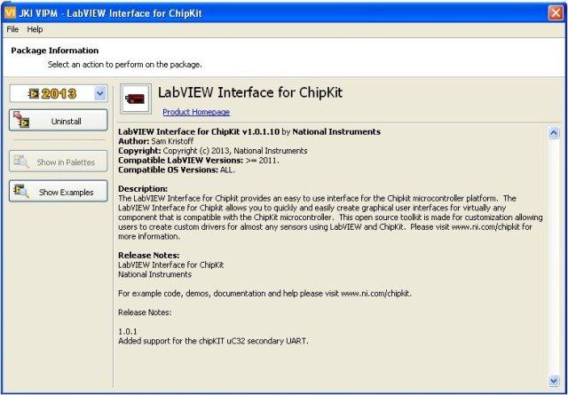 installed_lick