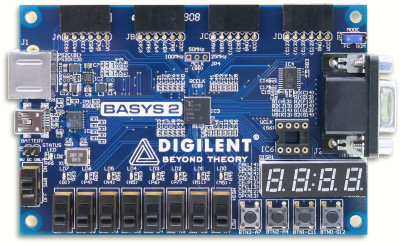 Design and Simulate a 4-Bit Parity Generator in Multisim and Implement on a Digilent Basys 2 Spartan-3E FPGA Board (1/6)