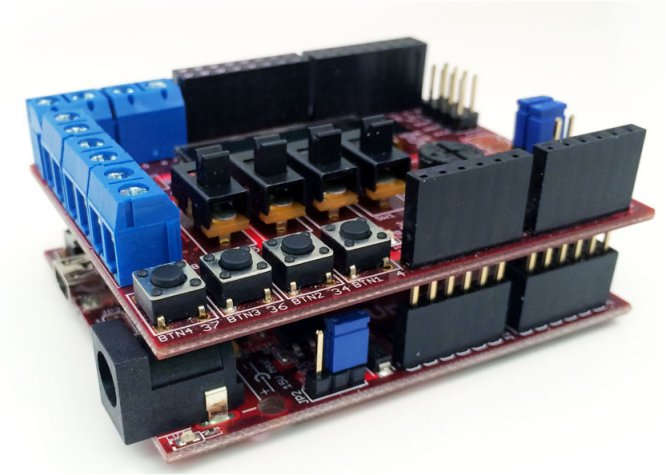 FM Radio using RDA5807M module with Digilent chipKIT uC32 and Basic I/O (1/6)
