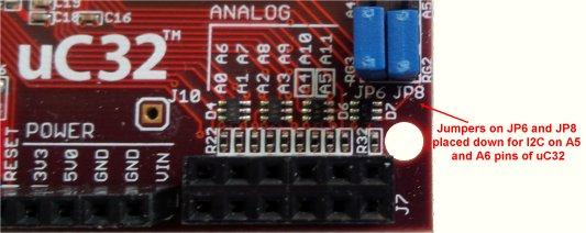 FM Radio using RDA5807M module with Digilent chipKIT uC32 and Basic I/O (6/6)